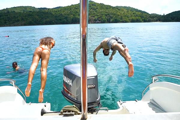 Oceana Samui Single Speedboat