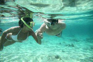 Snorkeling at Koh Wao
