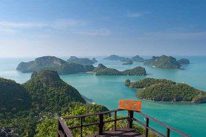 Angthong Talay Nai Viewpoint