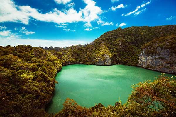 Angthong Emerald Lagoon